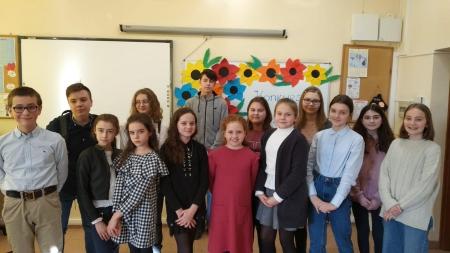Konkurs Poezji i Prozy Polskiej - etap szkolny