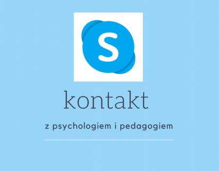Kontakt z pedagogiem i psychologiem