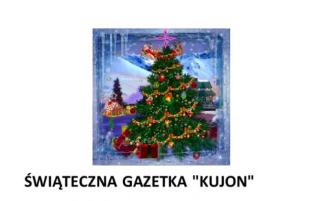 Gazetka Kujon - wydanie świąteczne