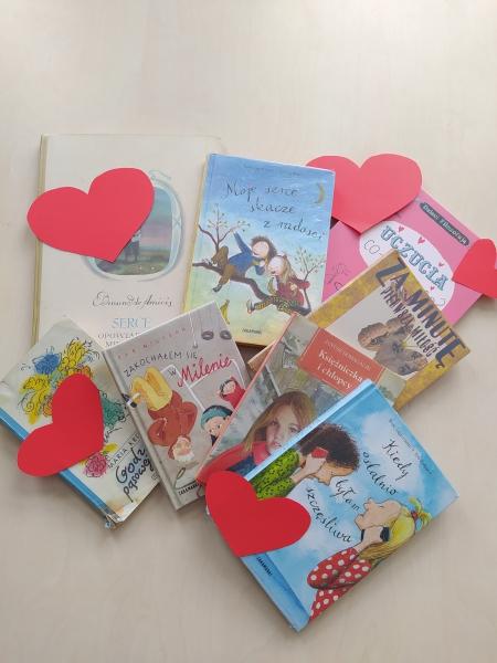 Walentynki w literaturze.