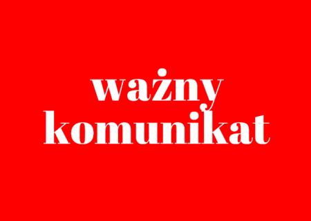 Organizacja pracy szkoły od 22 marca