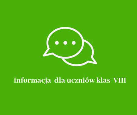 Akademia Ósmoklasisty - pomoc dla uczniów klas VIII