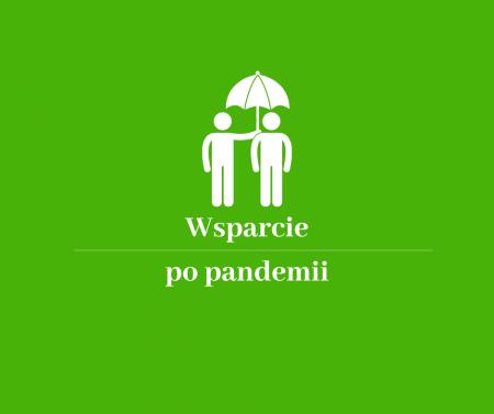 Wsparcie po pandemii