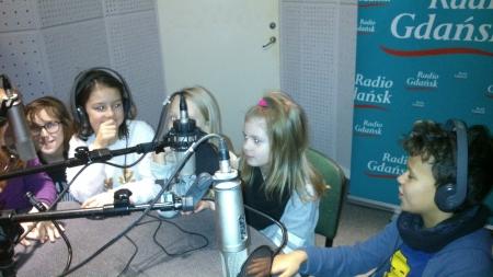 Wizyta 4a w Radio Gdańsk
